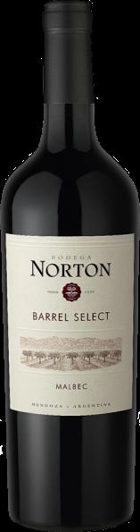 Malbec Barrel Select 0,75 | Bodegas Norton