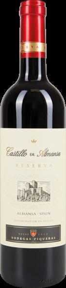 Castillo Almansa 0,75 | Piqueras