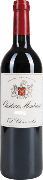 6 liter Chateau Montrose 2011