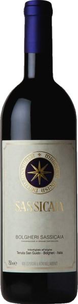 6 liter Sassicaia 2011