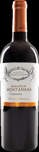 Marqués de Montañana Garnacha Selección Especial
