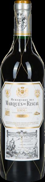6 liter Rioja Reserva D.O.Ca 2011 | Marques de Riscal