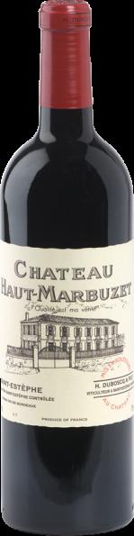 6 liter Chateau Haut Marbuzet 2012